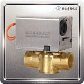 V8016常闭二通阀和分流三通阀安装