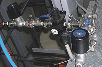 ZQDF不锈钢蒸汽电磁阀应用工程案例