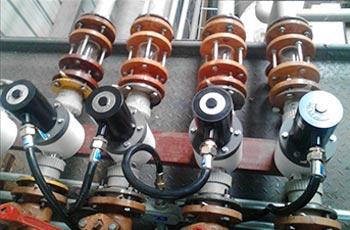 四氟防爆电磁阀应用工程案例